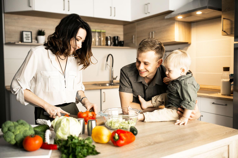 Çocuklara sebze yemeklerini sevdirmek
