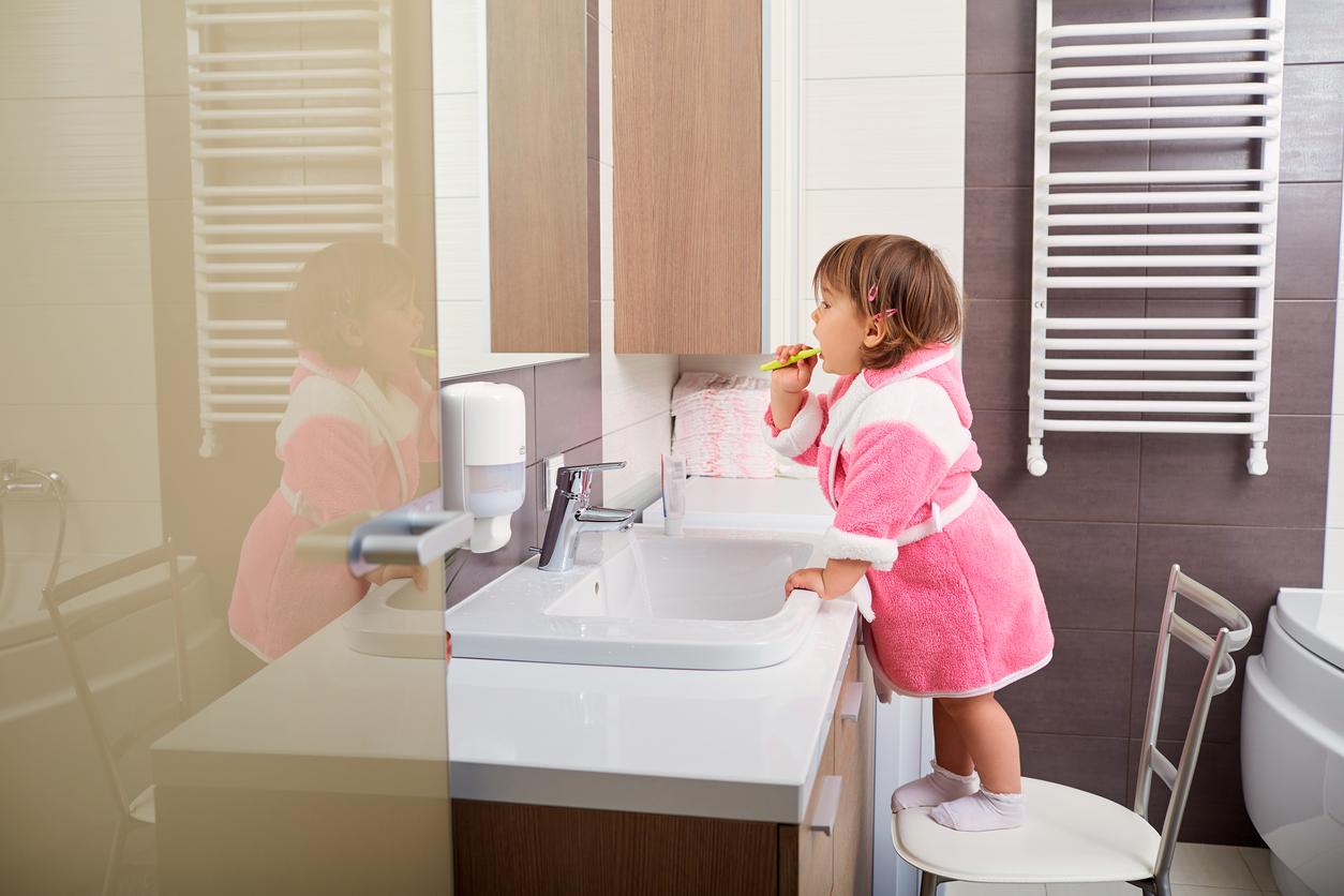 Çocuklu evde banyo nasıl olmalıdır?