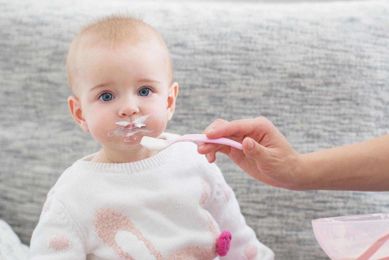 Ek gıdaya geçişte önemli bir besin olarak yoğurt