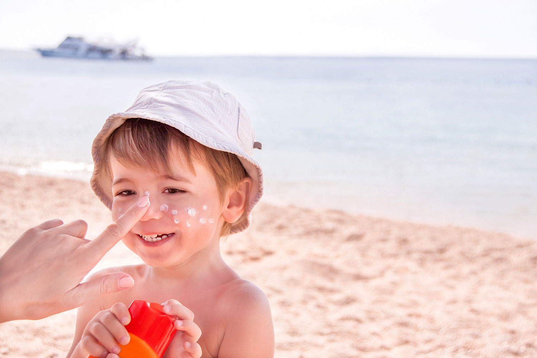 Güneşin çocuklara etkileri