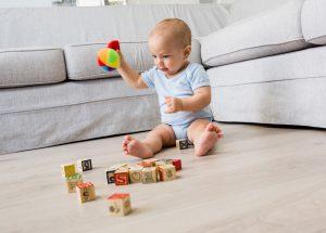 Çocuklarda yaşa göre oyuncak seçimi