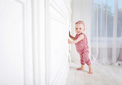 dokuz aylık bebek gelişimi