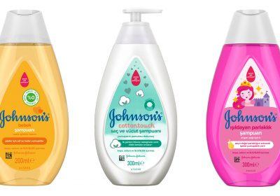 Johnson's bebek ürünleri