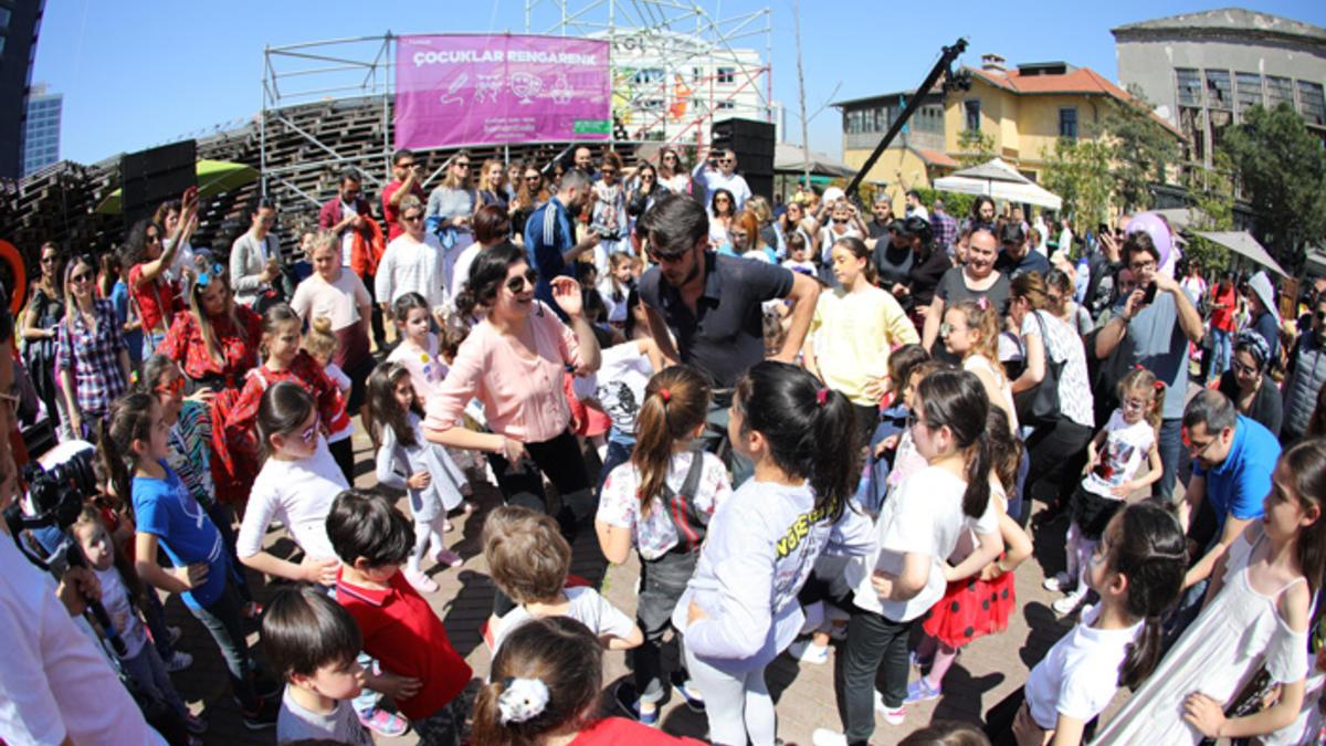 Benetton 23 Nisan Cocuk Festivali