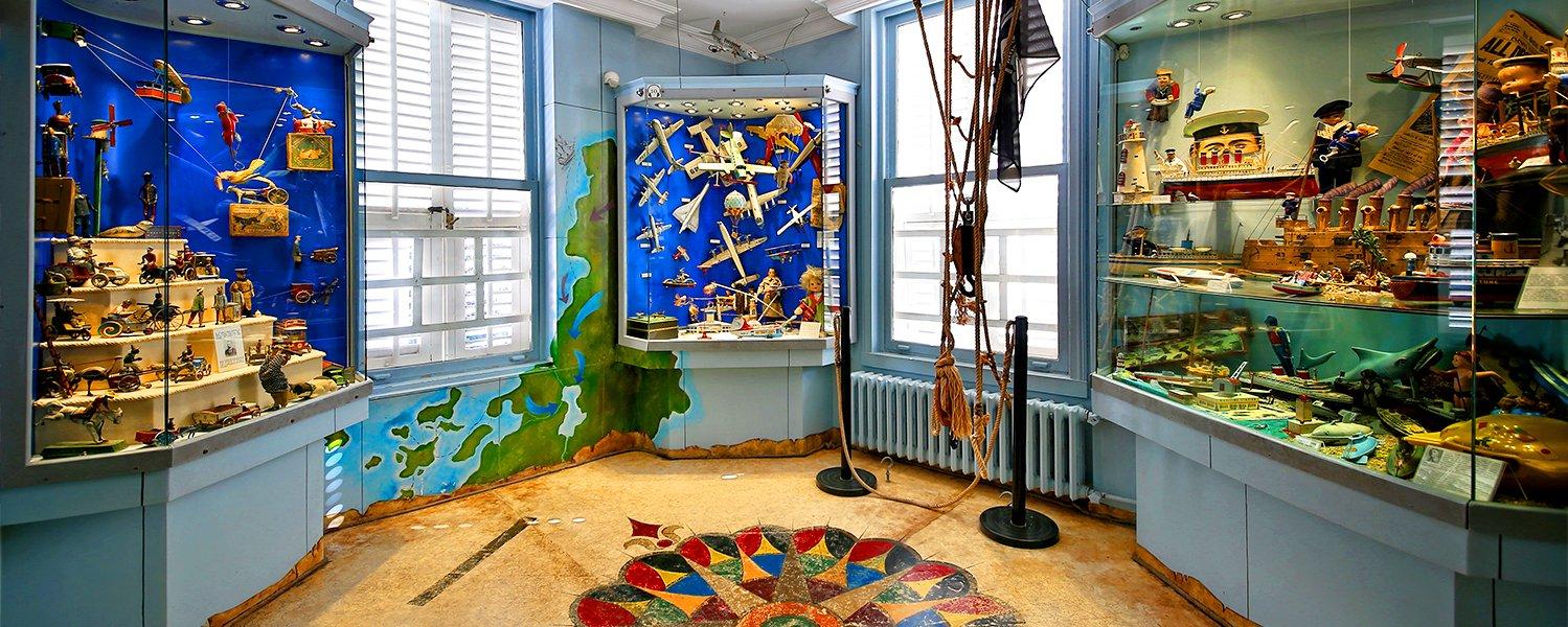 İstanbul Oyuncak Müzesi - 23 Nisan Etkinliği