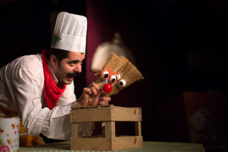 Mehmet Erbil - Hayalbaz Tiyatro